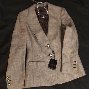 ESCADA Blazer linen/wool New/other condition